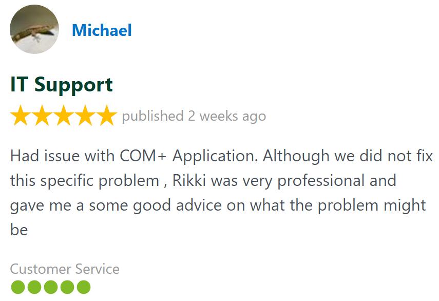 michael melbourne computer repair review
