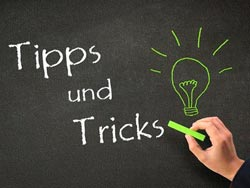 tips and tricks t