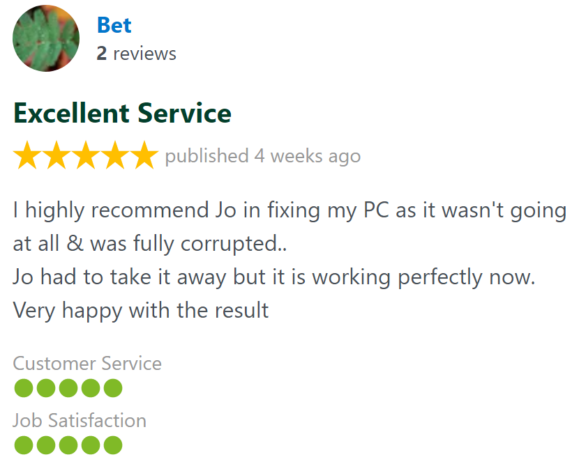 bethany residential computer repair review